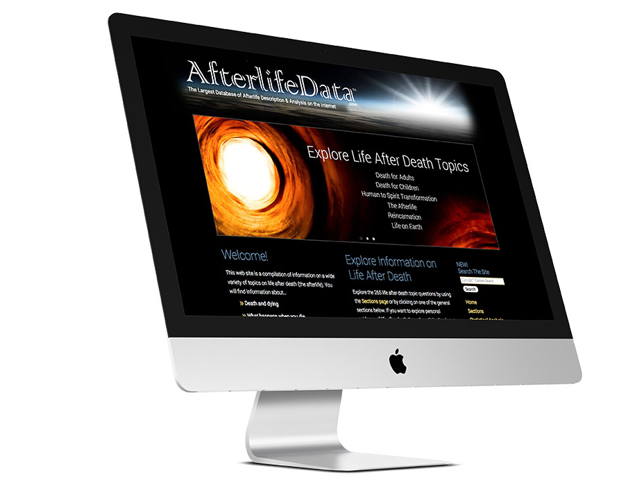 Research Data Web Site