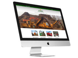 Products Website Design and Development