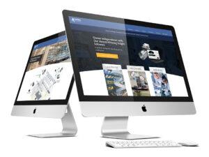 Manufacturer Website Design and Development