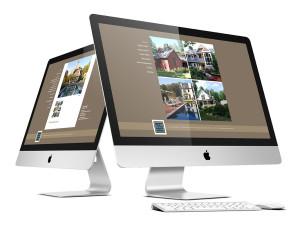 Customer Home Builder Website Development