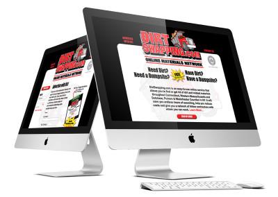 DirtSwapping Membership Website Design