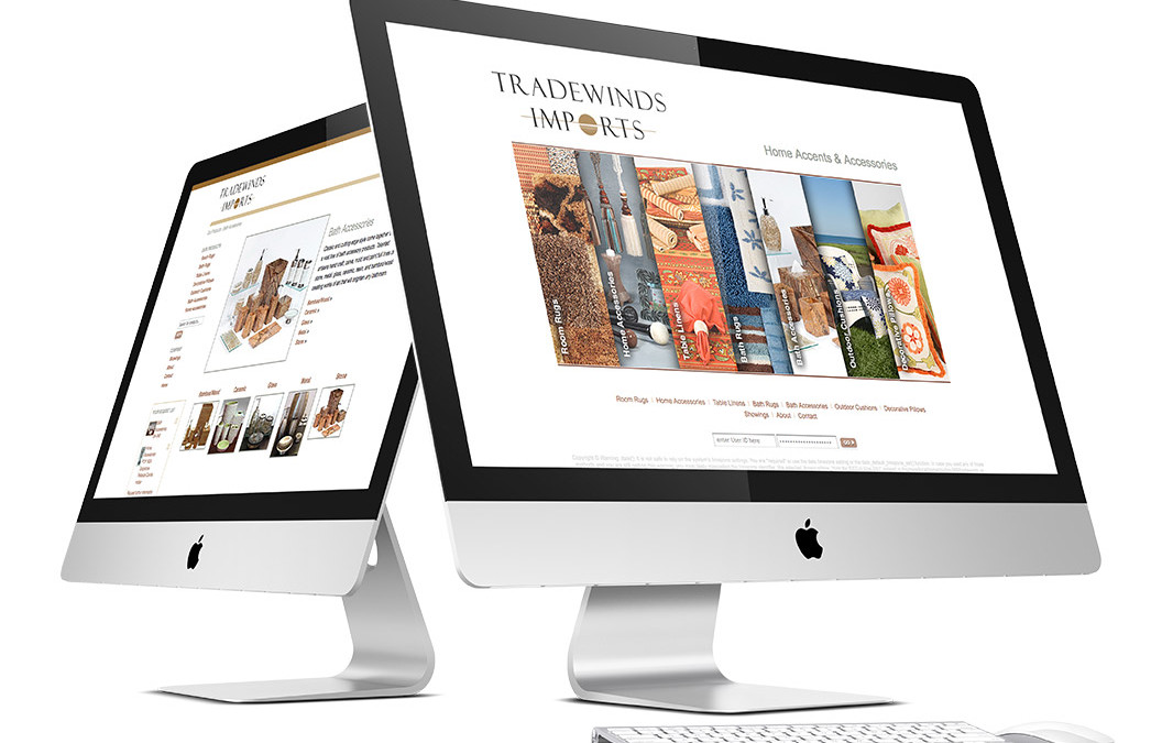 Importer Product Inventory Website
