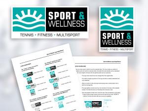 Sports Facility Logo & Identity Guide