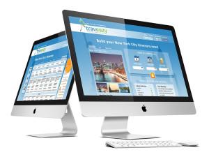 Travel Itinerary Website Design and Development