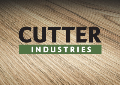 Cutter Industries Logo Design