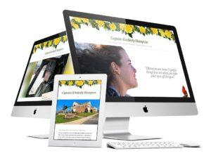 Fundraising Foundation, Non-Profit Website Design and Development